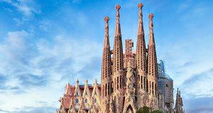 Sagrada Familia Titelbild - Fachübersetzungen München