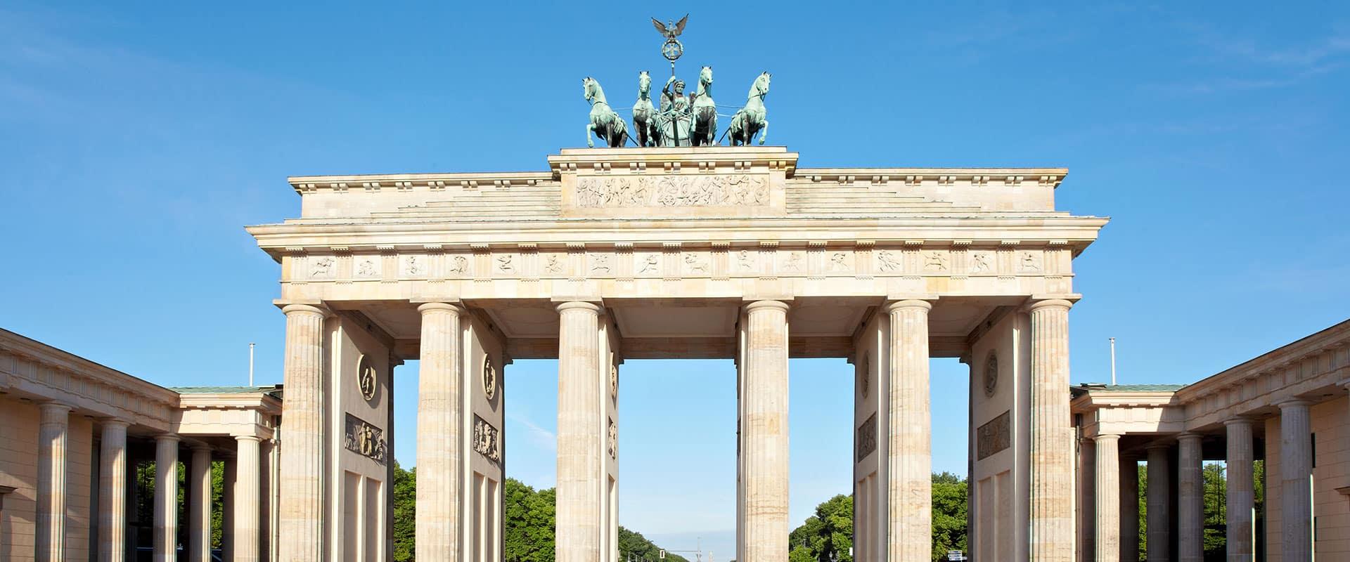 Brandenburger Tor - Fachübersetzungen München