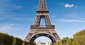 Eiffelturm Titelbild - Übersetzungsbüro