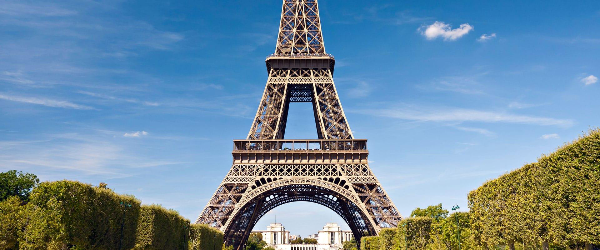 Eiffelturm Titelbild - Übersetzungsbüro München