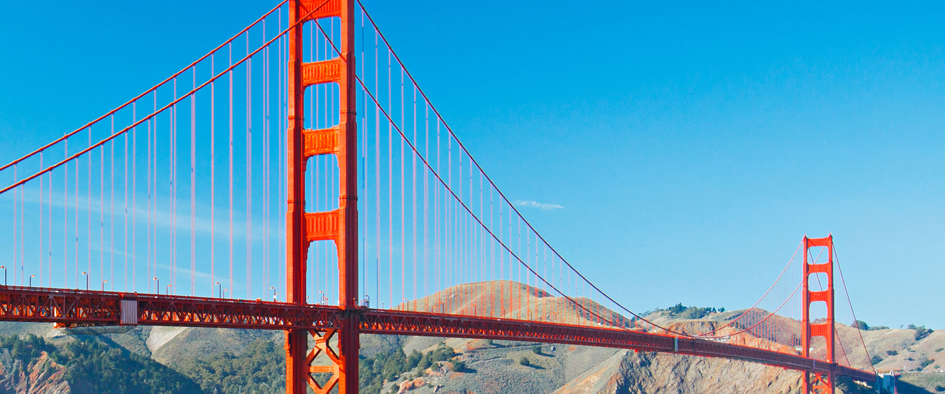 Golden Gate Hintergrundbild - Übersetzungsbüro München